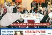 2014 AĞUSTOS AYI İSTANBUL ESNAF DERGİSİ