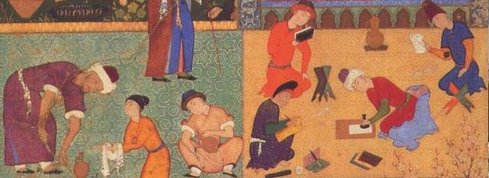 Ahilik ve Fütüvvet Ahlâkı