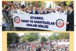 2014 EKİM AYI İSTANBUL ESNAF DERGİSİ