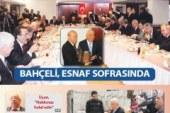 2014 MART AYI İSTANBUL ESNAF DERGİSİ