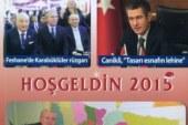 2015 OCAK AYI İSTANBUL ESNAF DERGİSİ