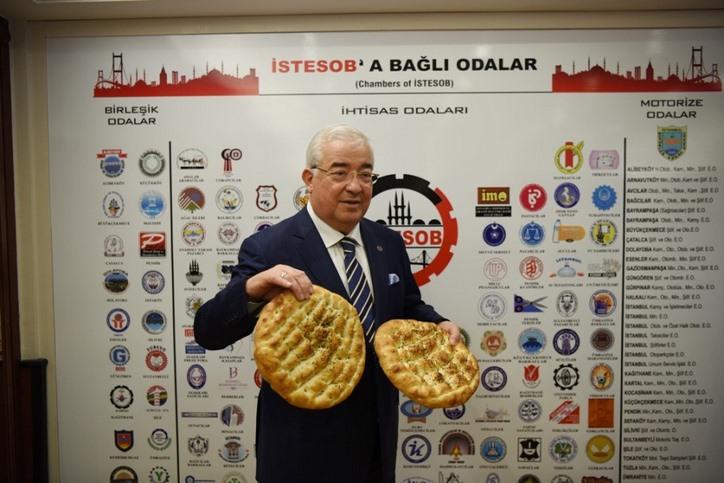 İSTANBUL'DA PİDEYE ZAM YOK