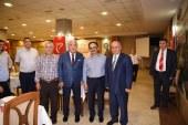 KENT KONSEYİ KAYMAKAM ORHAN'A VEDA İÇİN TOPLANTI