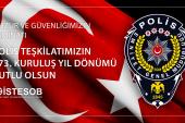 BAŞKAN FAİK YILMAZ'IN POLİS HAFTASI MESAJI