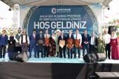KAĞITHANE'DE HIDRELLEZ COŞKUSU